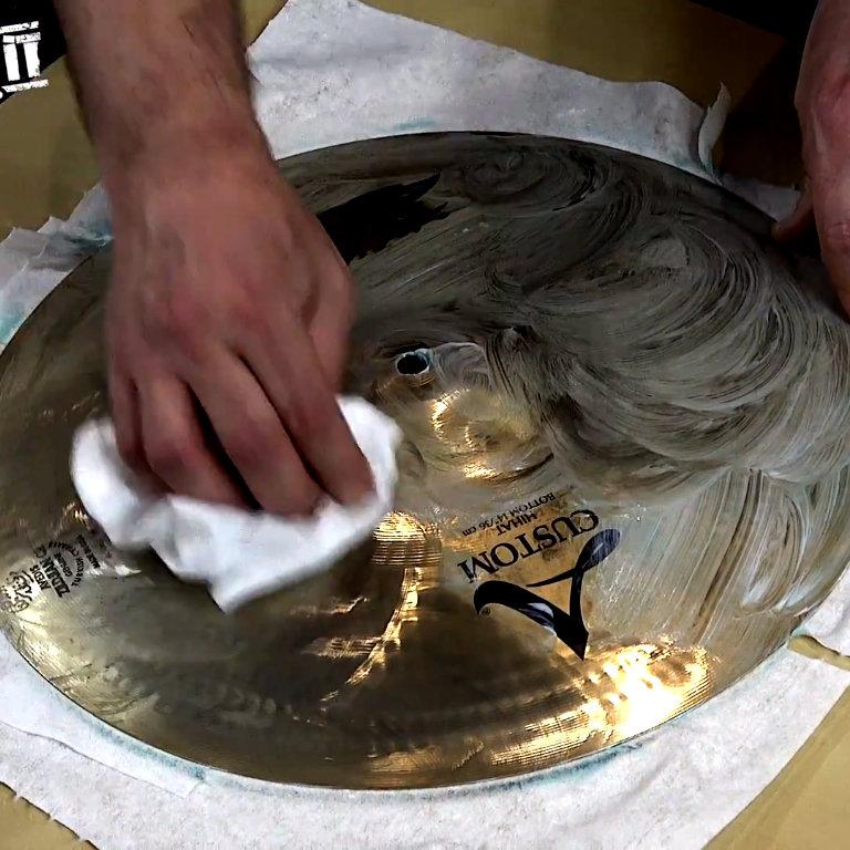 zildjian cymbal cleaner