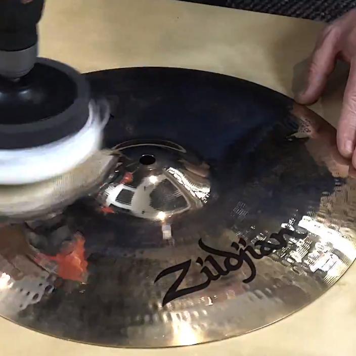 zildjian a custom polish