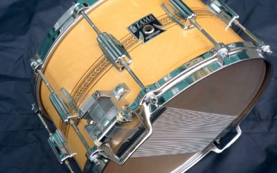 "A Snare To Write About: Tama Artwood 14""x8"""
