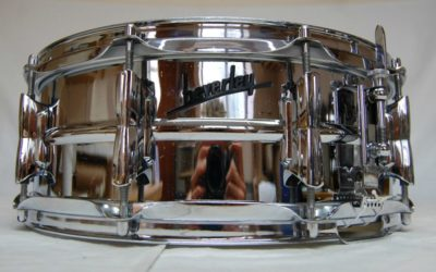 A Snare To Write About: Beverley Cosmic 21