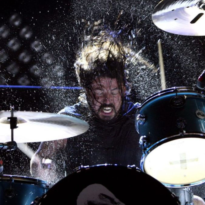 Will Dave Grohl tour with Rush?