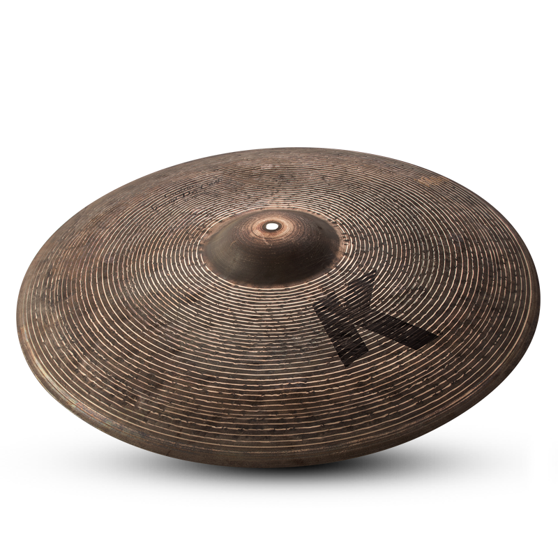 "22"" Zildjian K Custom Special Dry Crash test"