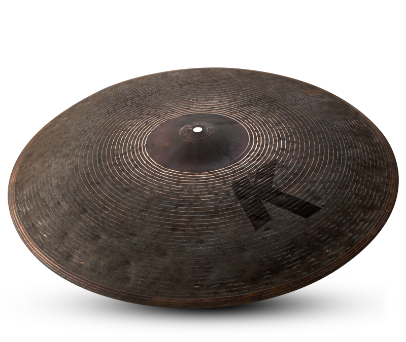 Radek Owczarz tests a 23″ Zildjian K Custom Special Dry Ride
