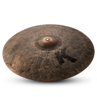 Radek Owczarz tests a 21″ Zildjian K Custom Special Dry Ride