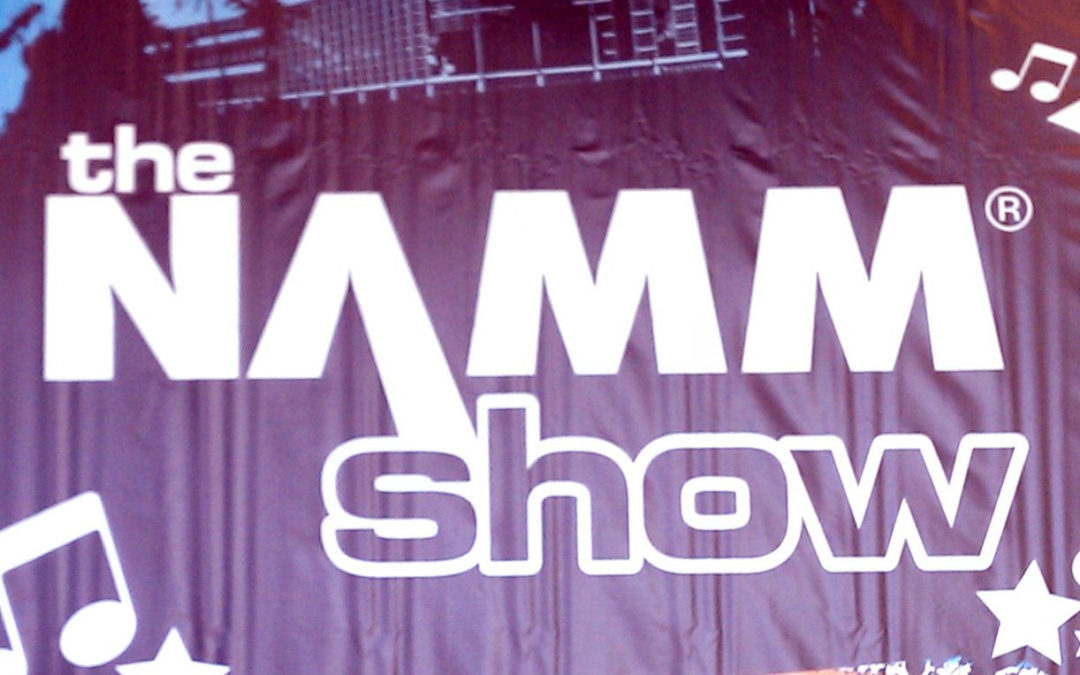 NAMM 2017: Day Two