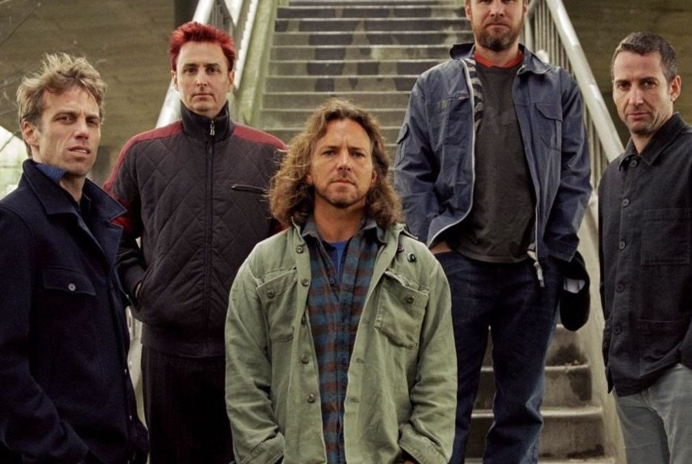 Pearl Jam, ex-drummers and Rock and Roll Hall of Fame