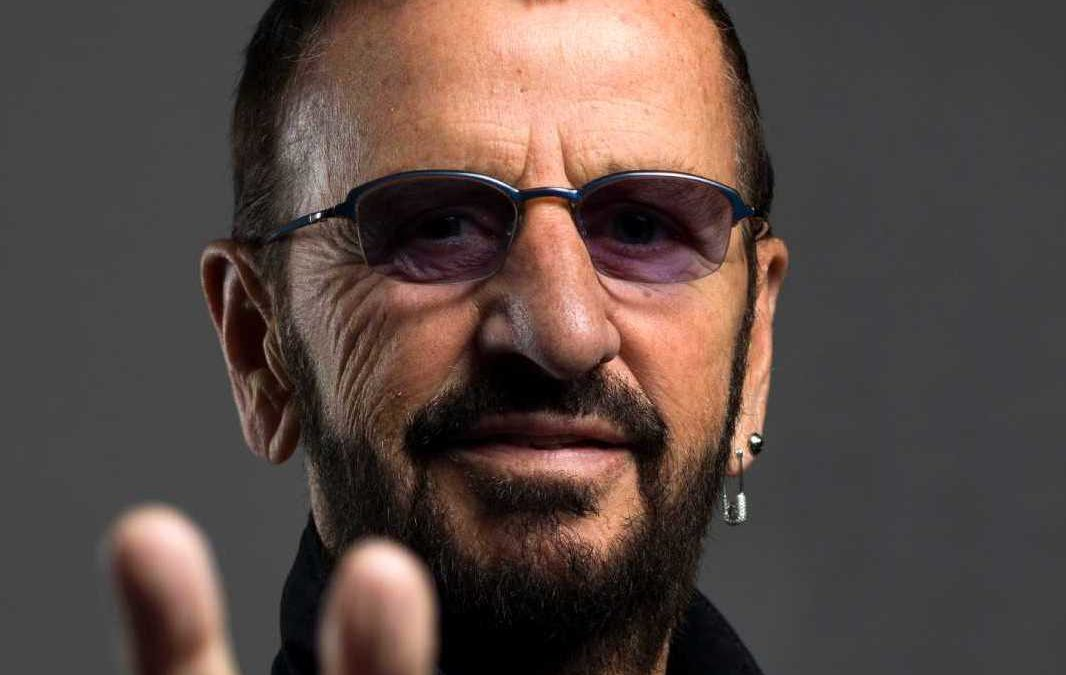 Ringo Starr May Become a Sir