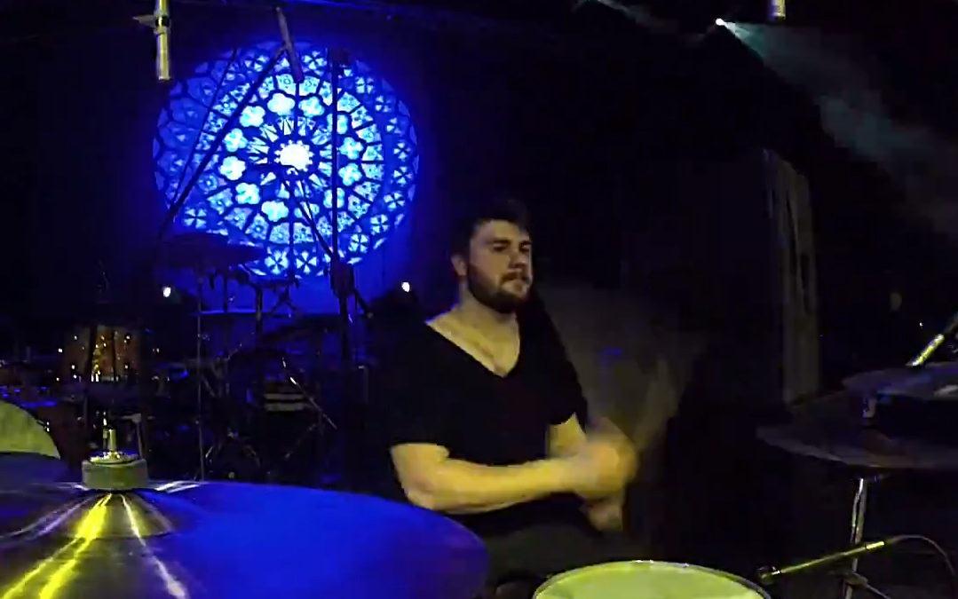 Amadeusz Kazmierczak & Armia – 'Taniec duchów' LIVE