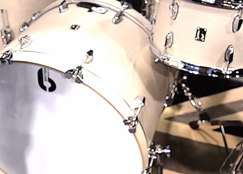 British Drum Co Booth at NAMM 2017
