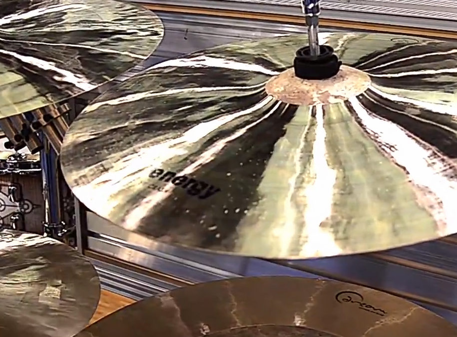 NAMM Show 2017: Dream Cymbals Booth