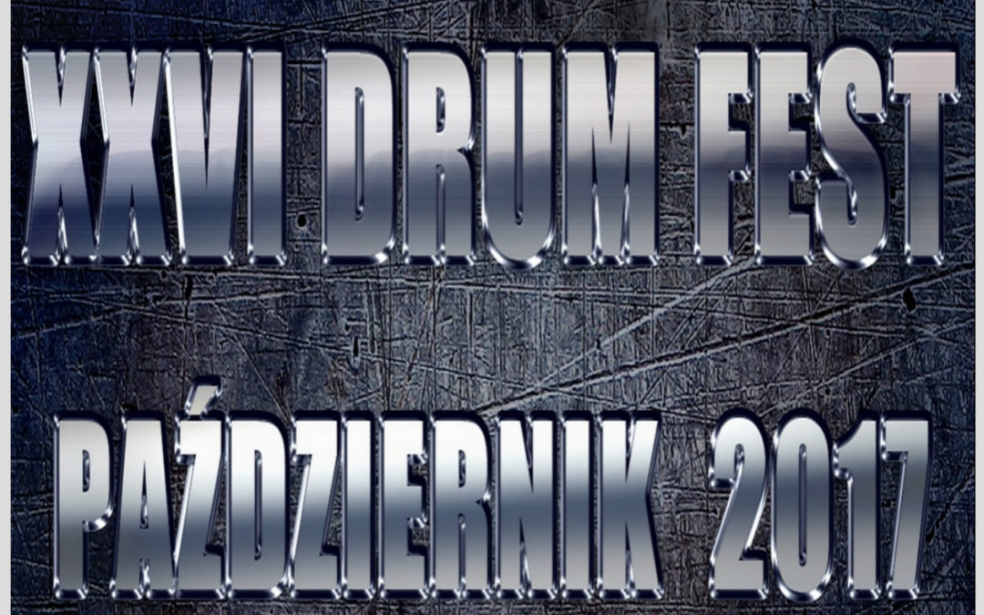 Get Ready For XXVI Drum Fest