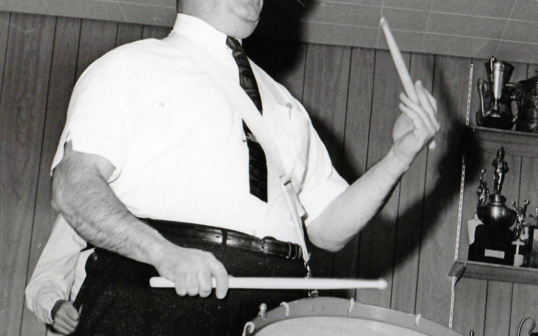 BeatIt's Drummer Profiles: Frank Arsenault
