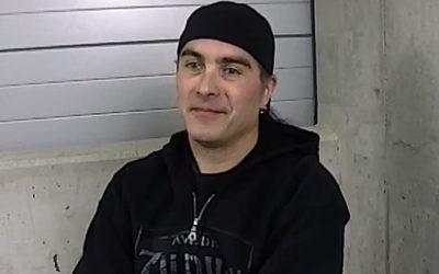 Jason Bittner Interview for BeatIt, Pt. 1