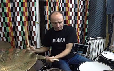 Peter Szendofi: Drum Solo for BeatIt