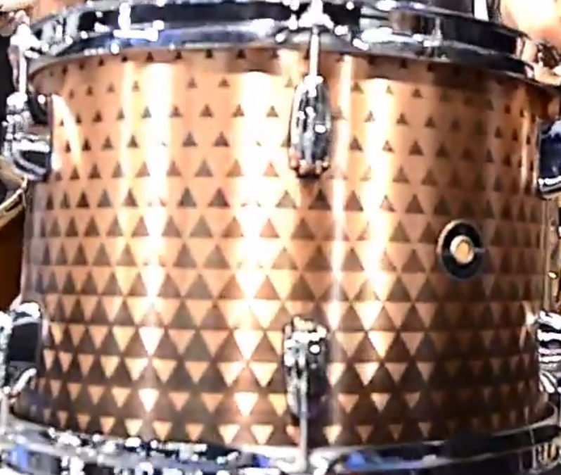 NAMM 2017: Q Drum Co. Booth