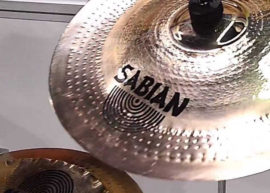 NAMM Show 2017: Sabian Cymbals Booth