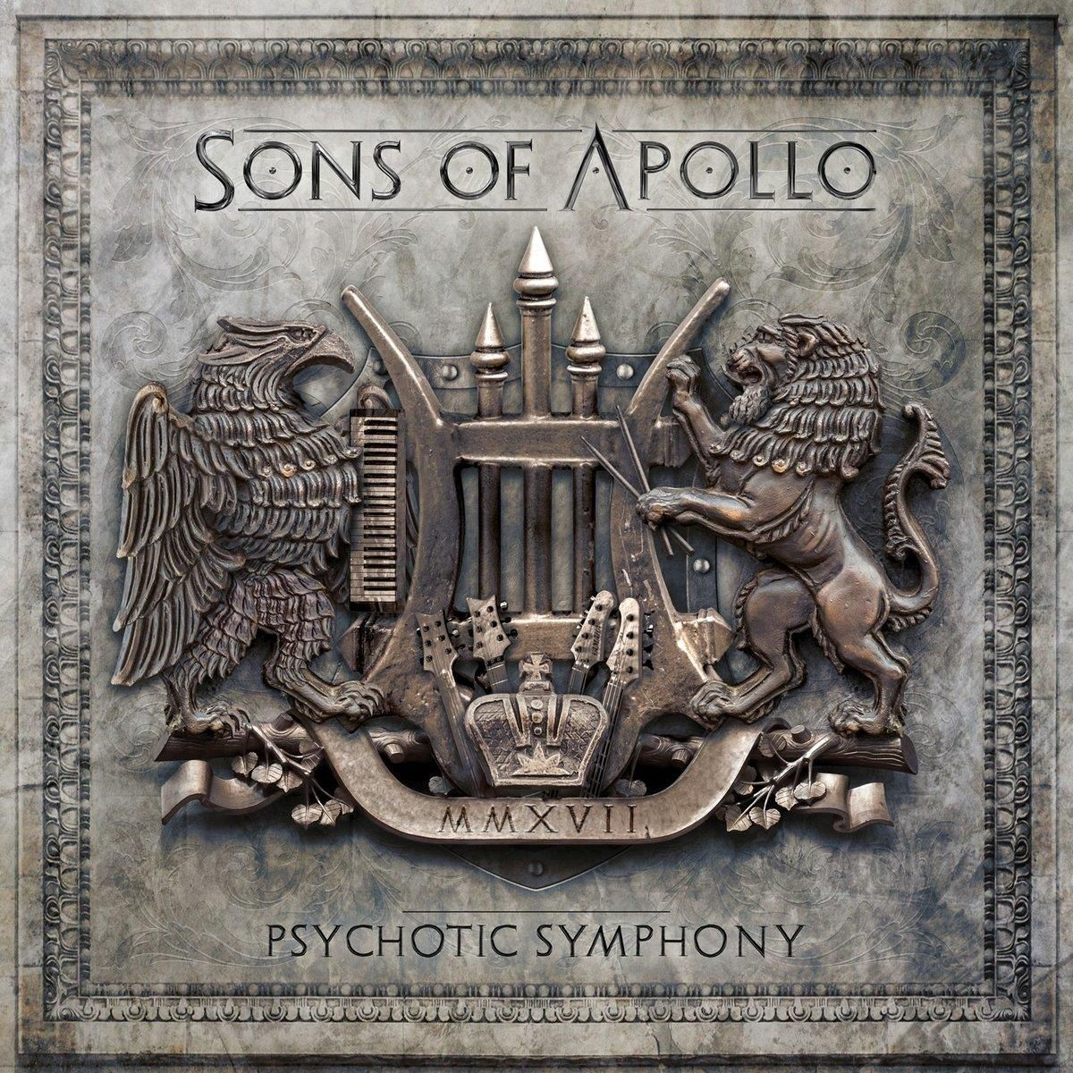 "Sons Of Apollo - ""Psychotic Symphony"" reviewed by en.beatit.tv"