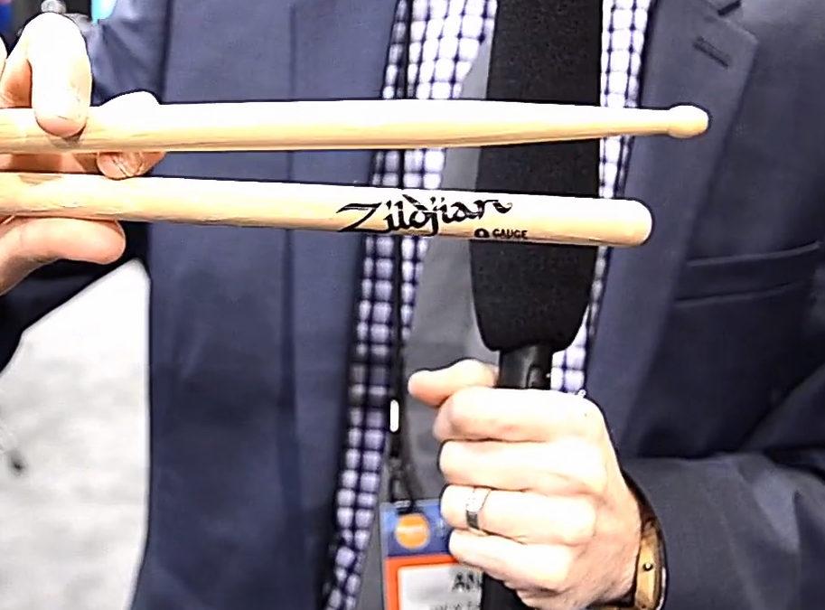 NAMM 2017: Zildjian Drumsticks