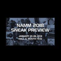 Big Bang Distribution: NAMM 2018 Preview