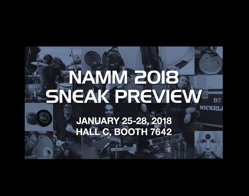Big Bang Distribution: NAMM 2018 Preview
