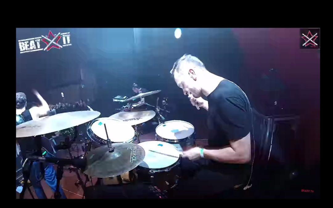 """Bolek Wilczek & K. Zalewski – """"Na drugi brzeg"""" Live for BeatIt"""