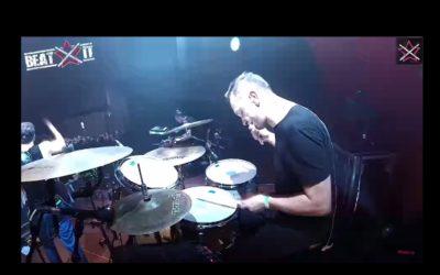 """Bolek Wilczek & K. Zalewski - """"Głowa"""" Live for BeatIt"""