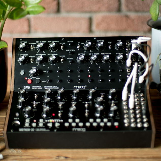 Moog Presents DFAM Synthesizer