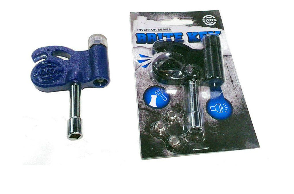 BeatIt Presents: Dixon PAKE-IVBR-BP Drum Key