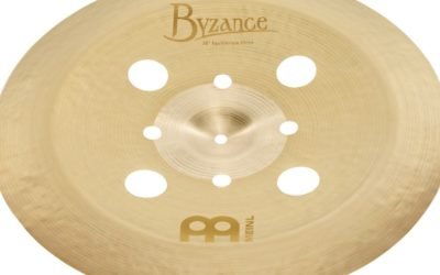 "Matt Garstka Presents Meinl Byzance Vintage Equilibrium 20"" China"
