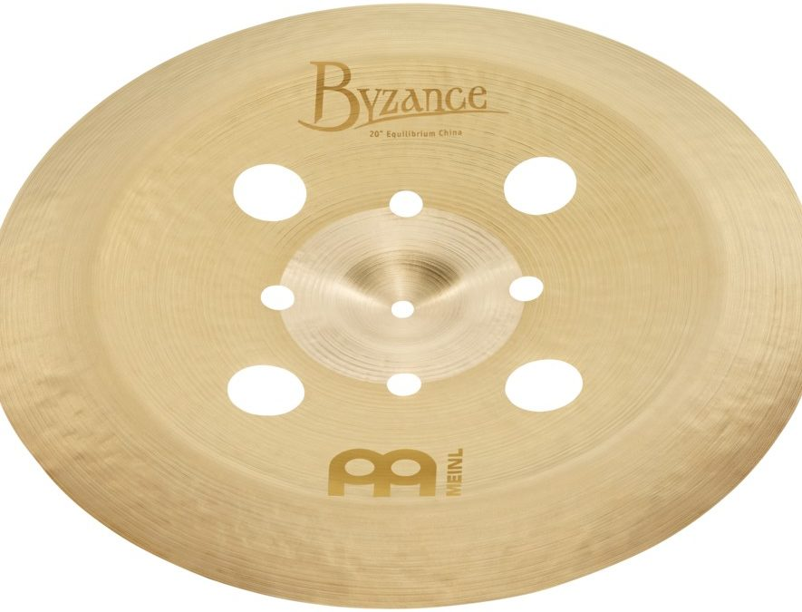 Matt Garstka Presents Meinl Byzance Vintage Equilibrium 20″ China