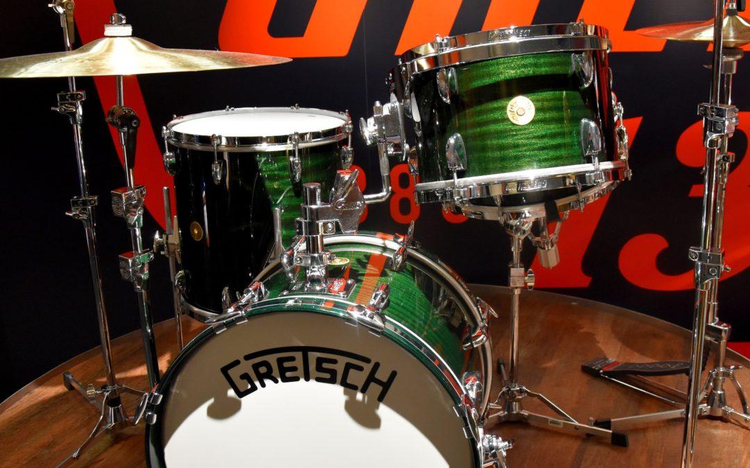 NAMM 2018: Gretsch Booth