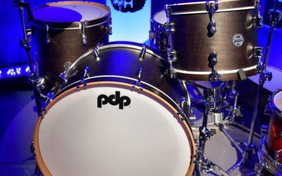 NAMM 2018: Drum Workshop (DW) Booth