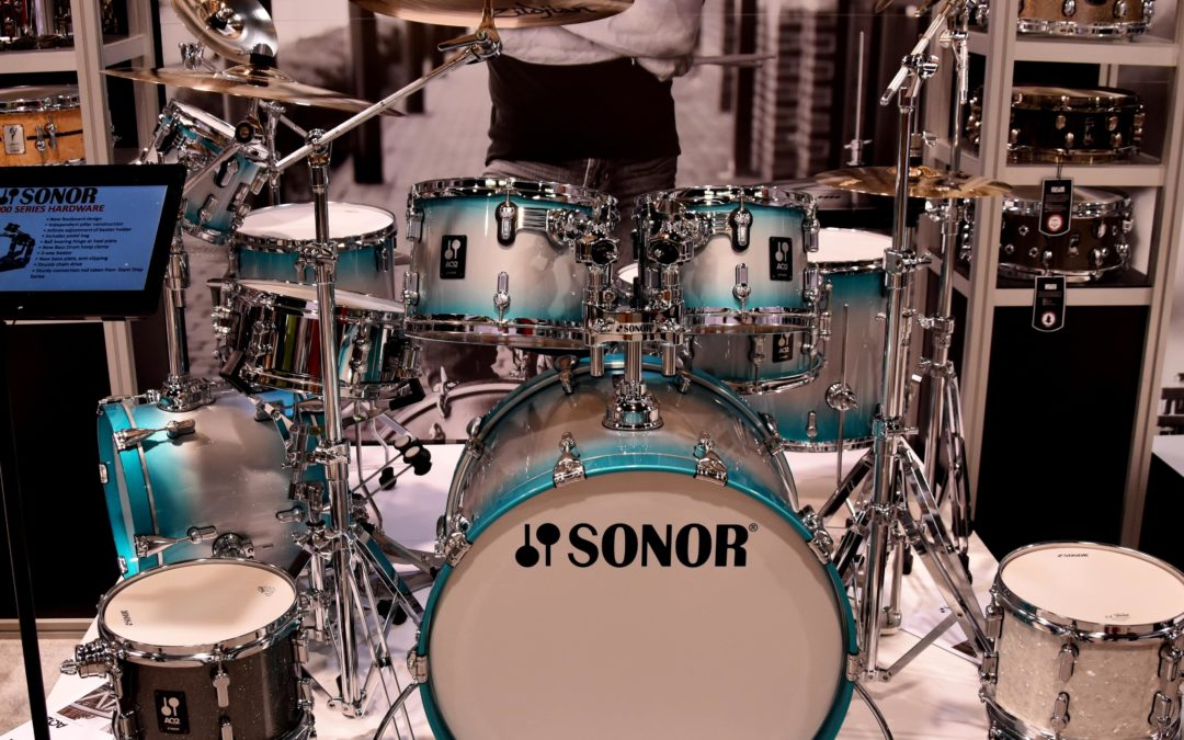 NAMM 2018: Sonor Booth