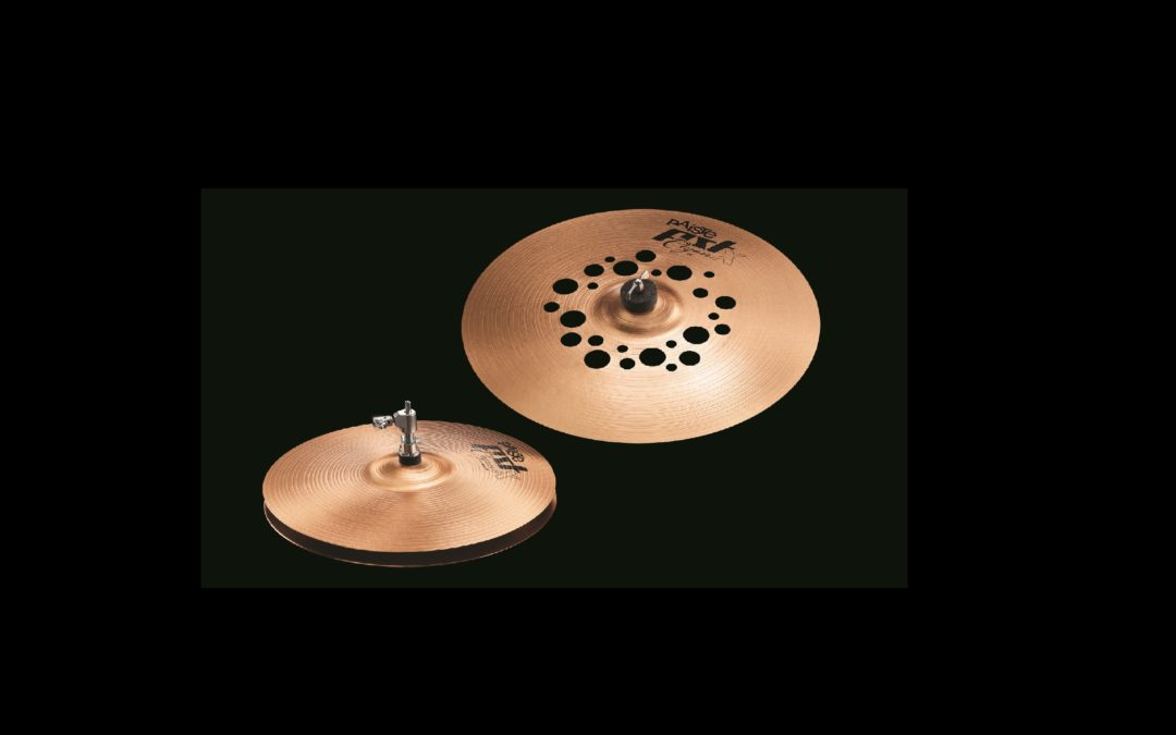 Paiste presents new products for NAMM 2018