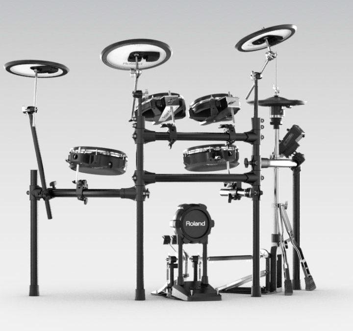 Create your custom kit with Roland TD-25KV