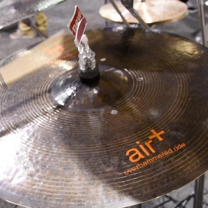 T-Cymbals booth at NAMM 2018 en.beatit.tv