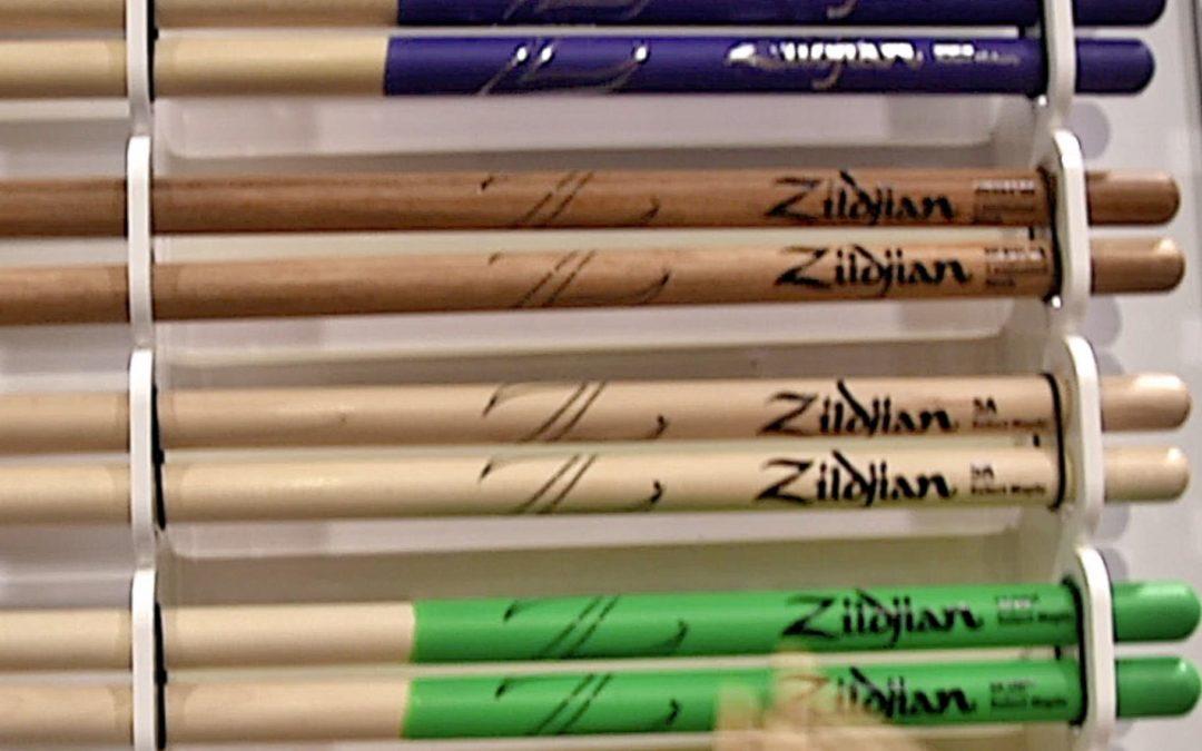 NAMM 2018: Zildjian Drumsticks