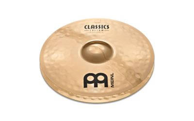BeatIt Test: MEINL Classics Custom Cymbal Set