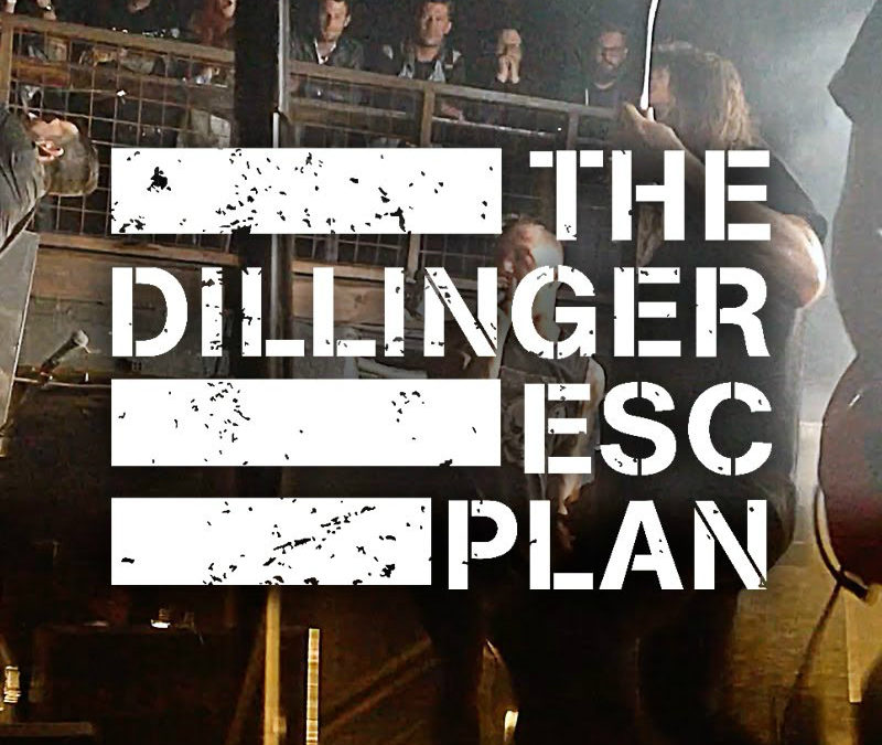 Dillinger Escape Plan members involved in bus accident