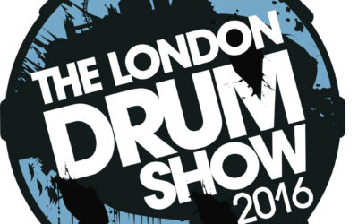 Sabian Stand at London Drum Show 2016