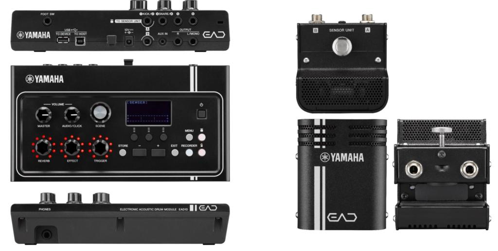 en.beatit.tv tests Yamaha EAD10 drum module + sensor unit