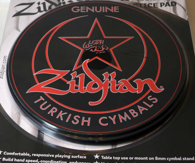 Practice pads from Zildjian Company