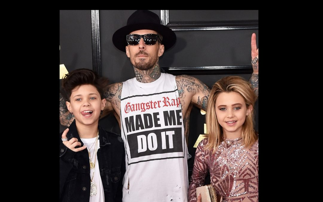 Travis Barker On His Son's Unusual Request