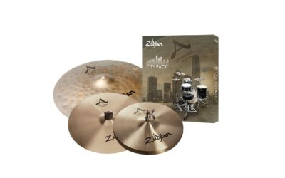Zildjian Presents the City Pack Cymbal Set