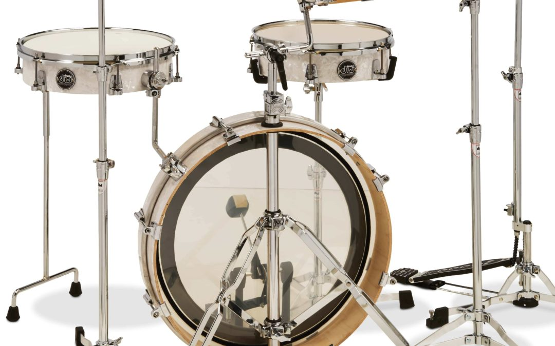 DW Drums presents the Lowpro Travel Kit