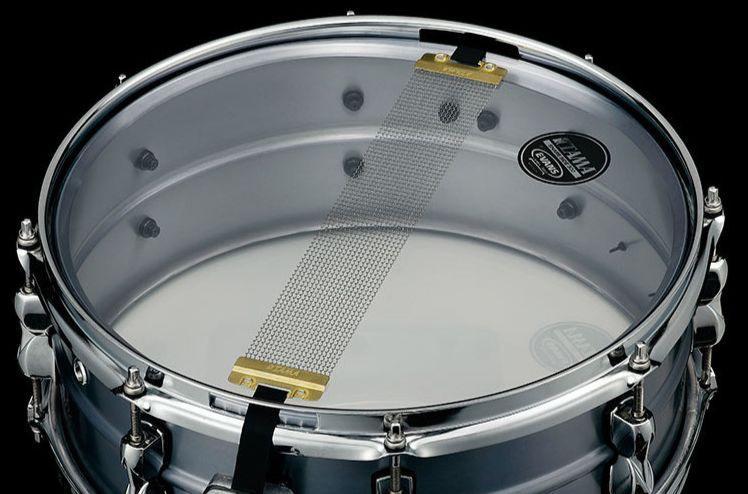 TAMA S.L.P. Classic Dry Aluminum snare test
