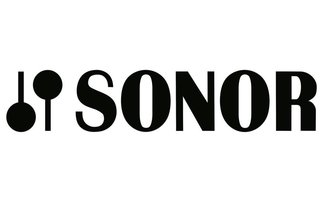 Outstanding artists present Sonor Drums