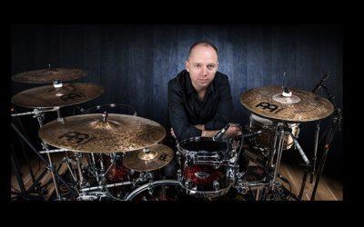 Peter Szendofi Joins Meinl Cymbals Family