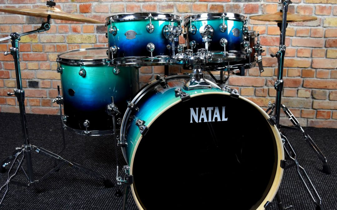Beatit Test: Natal Arcadia UFX Drum Kit