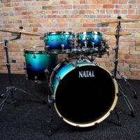 Beatit Test: Natal Arcadia UFX Drum Kit